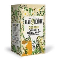 Herbata ekologiczna Camomile with Manuka Honey 30 g - Heath & Heather